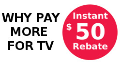 dish tv rebate